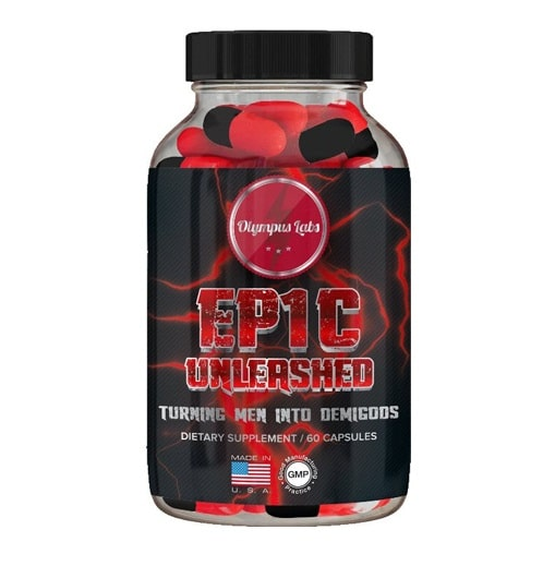 Ep1c Unleashed Supplement | Olympus Labs | Muscle Builder