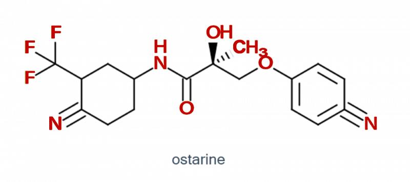 MK 2866 (Ostarine)