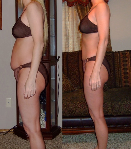 Before and After MK 677 Results